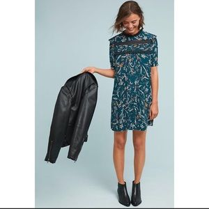 Ines Floral Tunic Dress